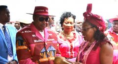 President Mutharika Advocates for Peace and Unity