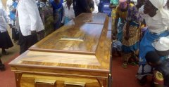 Chimpweya Laid to Rest