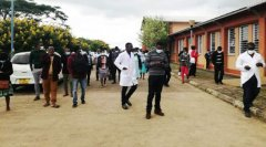 Patients Stranded at Chiradzulu District Hospital
