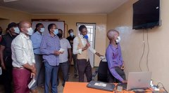 How a Refugee is Technologically Transforming Refugee Camp and Surrounding Communities