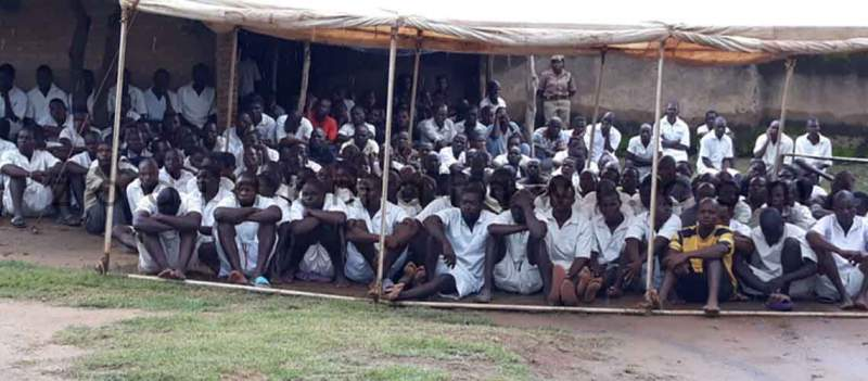 Malawi Prisons: Unimaginably congested