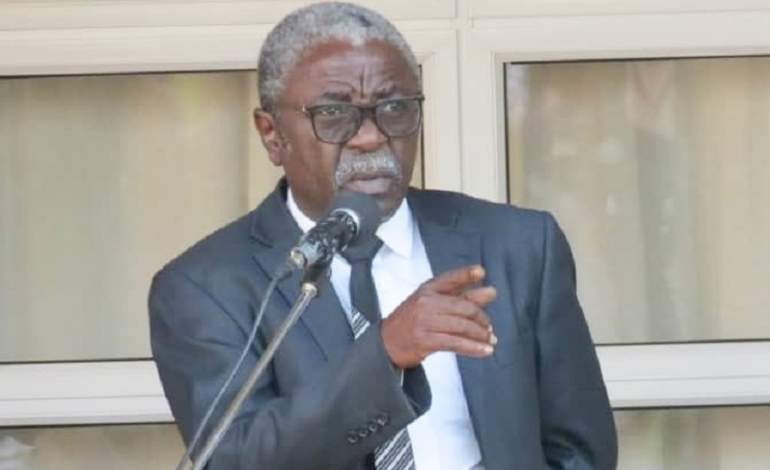 Kanyongolo: Chief Justice has done right