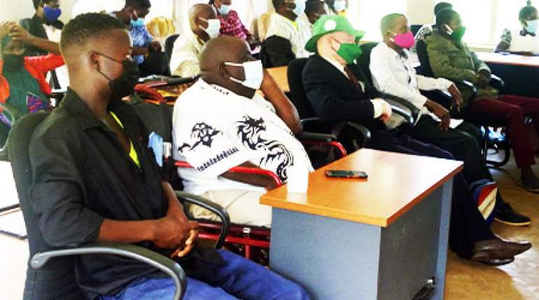 The district council in Mulanje on Wednesday trained the District Disability Forum (DDF) on COVID-19 prevention measures