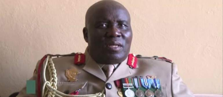 reinstated-General Nundwe