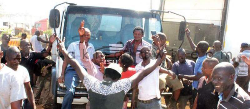 Transporters reject proposal for truckers' perks