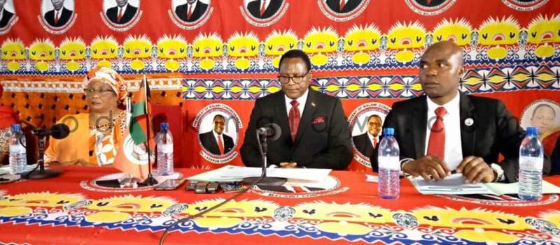 MCP's Chakwera Urges Supporters to Respect Court Verdict