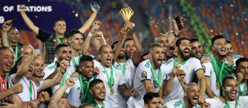 Algeria are the current holders of the Africa Nations Cup