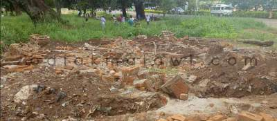 Mulanje Council Demolishes 'Illegal' Structure