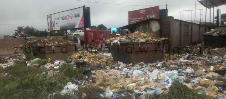 City garbage: Mzuzu is in a bad state