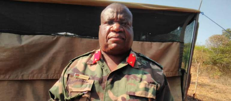 Brigadier Laurence Mambo says Forests are national asset