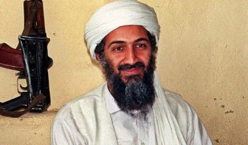 Bin Laden: The organisation he ran was behind a number of terror attacks worldwide, including the 9/11 attacks in the US