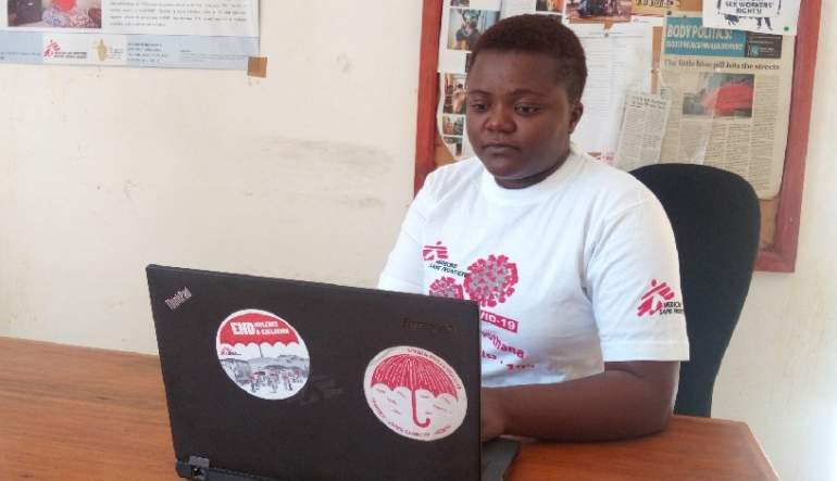 Mwambazi - female sex workers are a key stakeholder in the Covid-19 fight