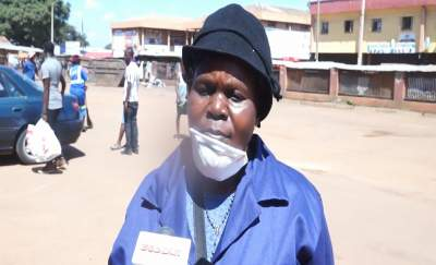 Lilongwe City Council In Coronavirus-Sweep and Spray Campaign