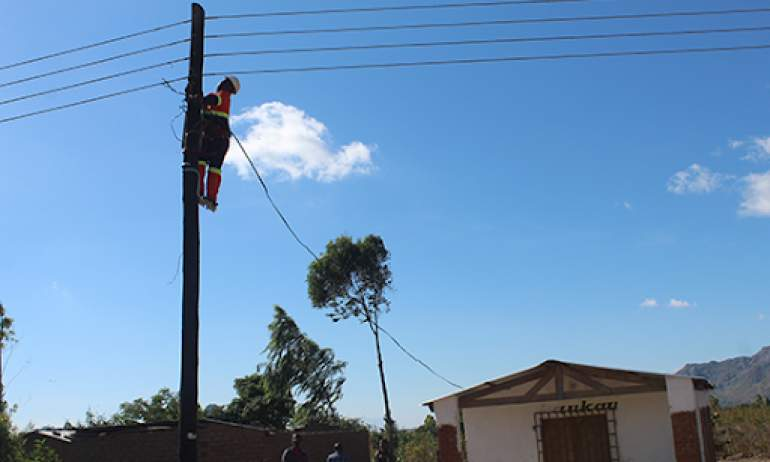 Anglican Church Angry With ESCOM in KU Over Power Connection