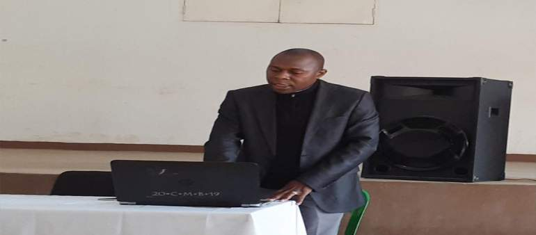 Fr. Vincent Mwakhwawa National PMS Director: They await determination from the bishops when they meet end June and emerging trends on coronavirus in the country