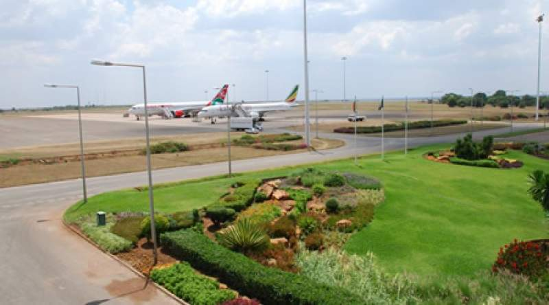Government reopened the Kamuzu International Airport on 1st September
