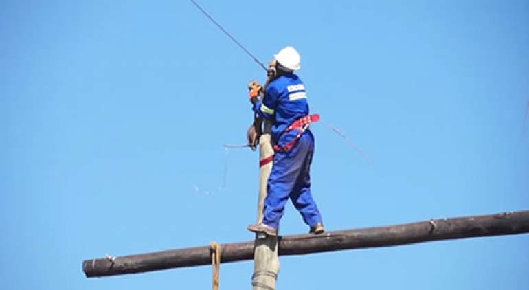 ESCOM had been buying on loan electricity from EGENCO