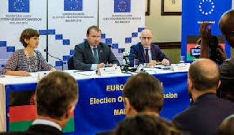 The European Union Election Observer Mission
