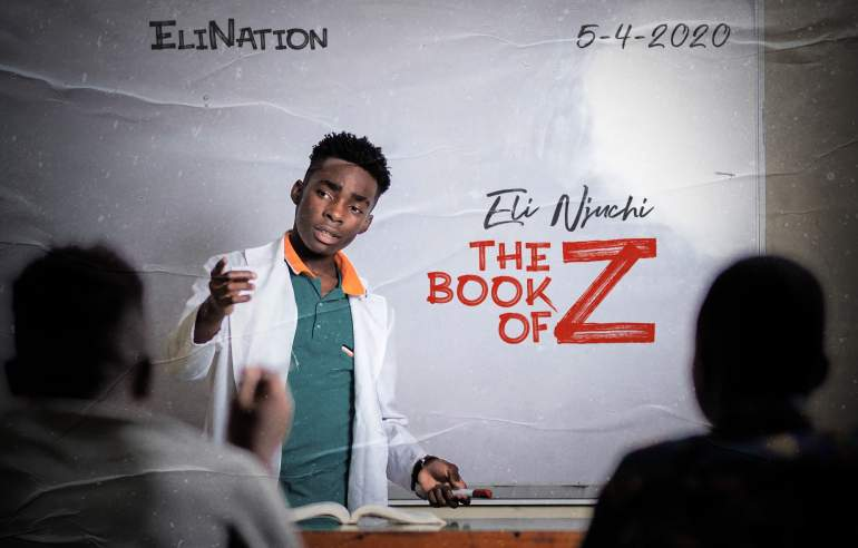 "Njuchi says he decided to name the EP ""the Book of Z"" because all the songs in the collection have stories that started with the letter Z"