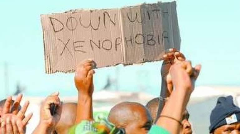 Xenophobic attacks have been condemned widely