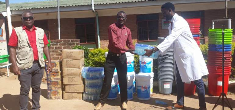 Save the Children Commit $800M For Covid-19 Response in Malawi