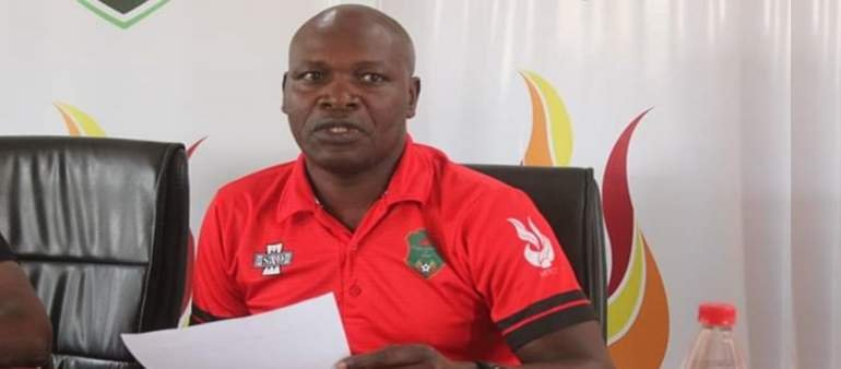 Malawi national team the Flames coach: Meck Mwase